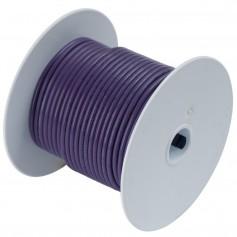 Ancor Purple 18 AWG Tinned Copper Wire - 35-