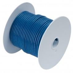 Ancor Dark Blue 16 AWG Tinned Copper Wire - 100-