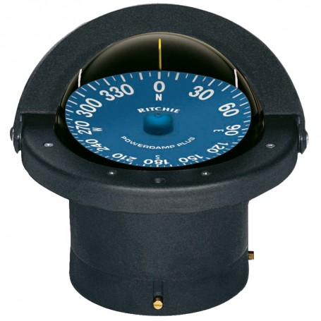 Ritchie SS-2000 SuperSport Compass - Flush Mount - Black
