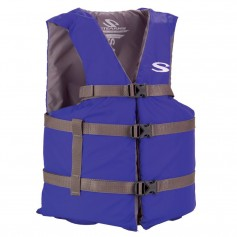 Stearns Classic Series Adult Universal Life Vest - Blue-Grey