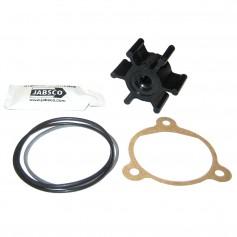 Jabsco Neoprene Impeller Kit w-Cover- Gasket or O-Ring - 6-Blade - 5-16 Shaft Diameter