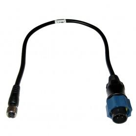 Minn Kota MKR-US2-10 Lowrance-Eagle Blue Adapter Cable