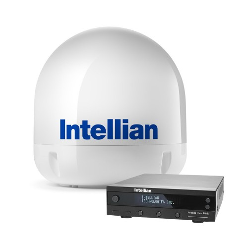 Intellian i6W 2-Axis Global System w-23-6- Reflector - Worldview LNB Gen 2