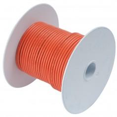 Ancor Orange 14 AWG Tinned Copper Wire - 500-