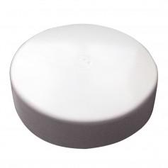 Monarch White Flat Piling Cap - 13-5-