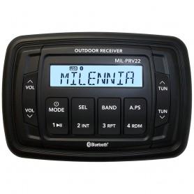 Milennia PRV22 AM-FM-USB-BT 4x45W Stereo