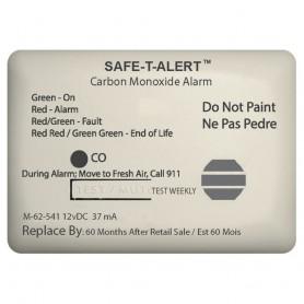 Safe-T-Alert 62 Series Carbon Monoxide Alarm - 12V - 62-541-Marine Surface Mount - White