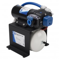 Jabsco Sinlge Stack Water System - 4-8 GPM - 40PSI - 12V