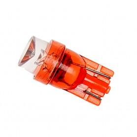 VDO Type E -Red LED Wedge Bulb