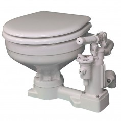 Raritan PH Superflush Toilet w-Soft-Close Lid