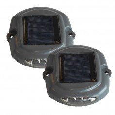 Dock Edge Docklite Solar Dock - Deck Light - 2-Pack