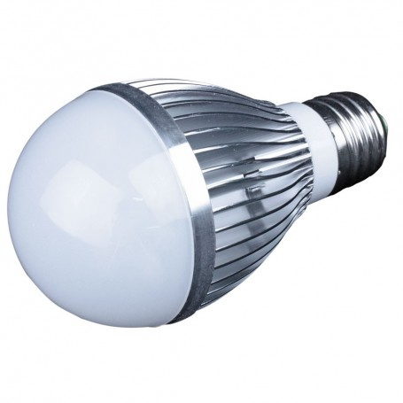 Lunasea E26 Screw Base LED Bulb - 12-24VDC-7W- Warm White