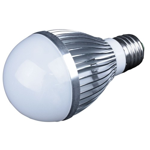 Lunasea E26 Screw Base LED Bulb - 12-24VDC-7W- Warm White