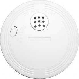 Xintex SS-775 Smoke Detector - Fire Alarm - 9V Battery Powered