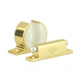 Lee-s Rod and Reel Hanger Set - Avet 50W - Bright Gold