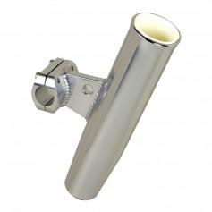C-E- Smith Aluminum Clamp-On Rod Holder - Horizontal - 1-05- OD