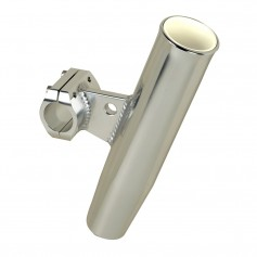 C-E- Smith Aluminum Clamp-On Rod Holder - Horizontal - 1-315- OD