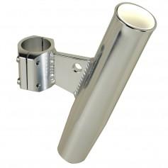C-E- Smith Aluminum Clamp-On Rod Holder - Vertical - 1-315- OD