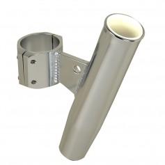 C-E- Smith Aluminum Clamp-On Rod Holder - Vertical - 2-375- OD