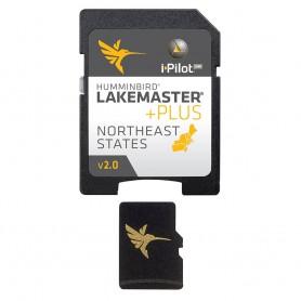Humminbird LakeMaster Plus - NorthEast States - Version 2