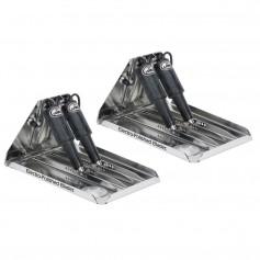 Lenco 19- x 14- Extreme Duty Performance Trim Tab Kit w-o Switch Kit 12V