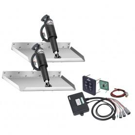 Lenco 12- x 9- Edgemount Kit w-Standard Tactile Switch Kit 12V