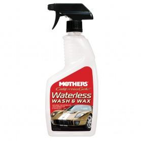 Mothers Waterless Wash And Wax - 24oz Spray