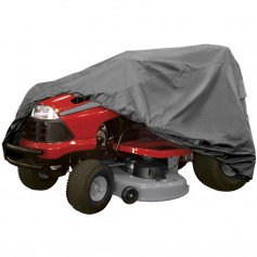 Dallas Manufacturing Co- Riding Lawn Mower Cover - Black