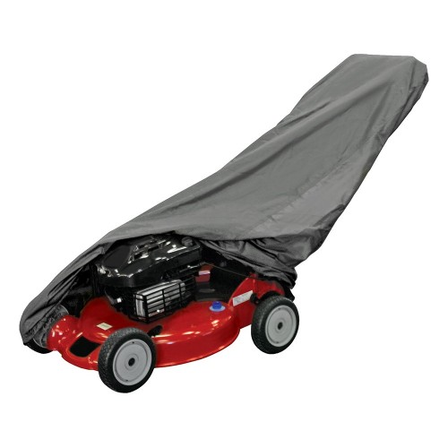 Dallas Manufacturing Co- Push Lawn Mower Cover - Black