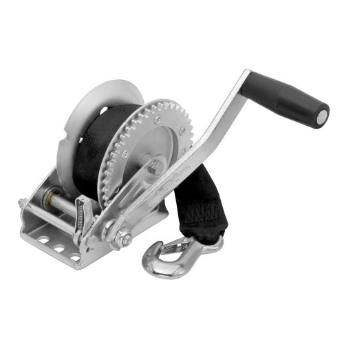 Fulton 1500lb Single Speed Winch w-20- Strap Included