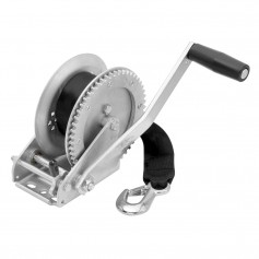 Fulton 1800lb Single Speed Winch w-20- Strap Included