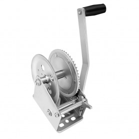 Fulton 1800 lbs- Single Speed Winch - Strap Not Included