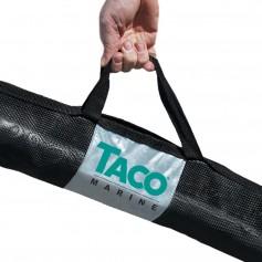 TACO Outrigger Black Mesh Carry Bag - 72- x 12-