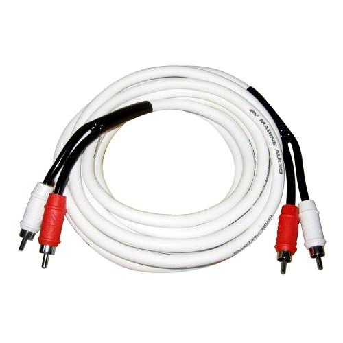 Marine Audio Marine Grade RCA Cable - 6 -2M-