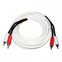 Marine Audio Marine Grade RCA Cable - 19 -6M-
