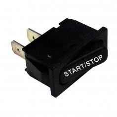Paneltronics SPDT -ON--OFF--ON- Start-Stop Rocker Switch - Momentary Configuration