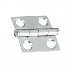 Tigress Heavy-Duty Bearing Style Hinges - 1-1-2- x 1-1-2- - Pair