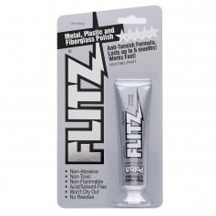 Flitz Polish - Paste - 1-76oz Tube - 6-Pack