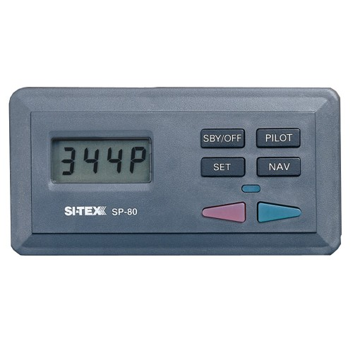 SI-TEX SP-80-3 Includes Pump - Rotary Feedback