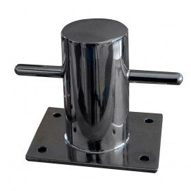 Dock Edge Stainless Steel Bollard - 4-3-4-