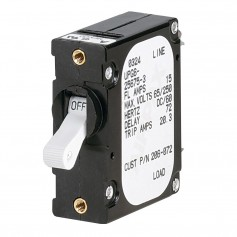 Paneltronics -A- Frame Magnetic Circuit Breaker - 30 Amps - Single Pole