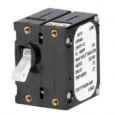 Paneltronics -A- Frame Magnetic Circuit Breaker - 15 Amps - Double Pole