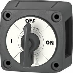 Blue Sea 6004200 Single Circuit ON-OFF w-Locking Key - Black