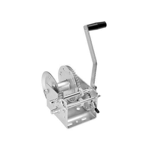 Fulton 3200lb 2-Speed Winch - Cable Not Included