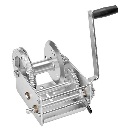 Fulton 3700lb 2-Speed Winch - Strap Not Included