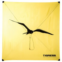 Tigress All Purpose Kite - Yellow