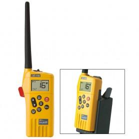 Ocean Signal SafeSea V100 GMDSS VHF Radio - 21 Channels w-Battery Kit