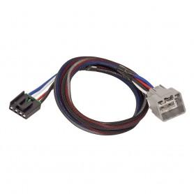 Tekonsha Brake Control Wiring Adapter - 2-Plug - fits RAM