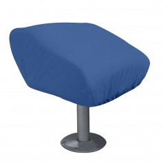 Taylor Made Folding Pedestal Boat Seat Cover - Rip-Stop Polyester Navy