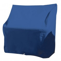 Taylor Made Small Swingback Boat Seat Cover - Rip-Stop Polyester Navy